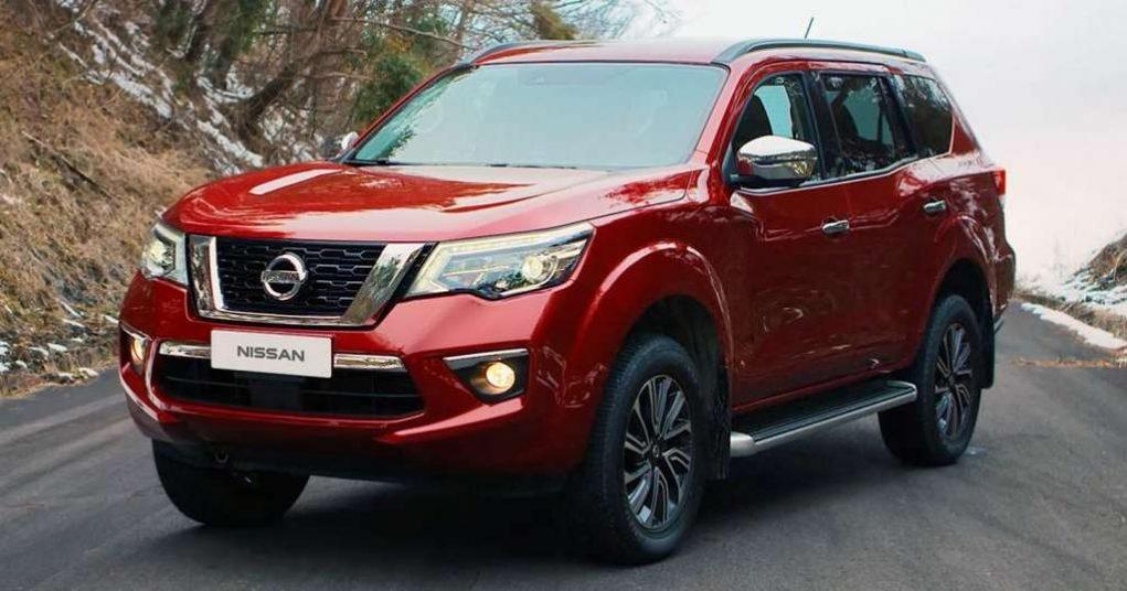 Nissan Terra SUV India
