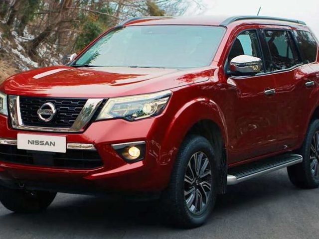 2018 Nissan Navara SUV: News, Design, Arrival >> 2018 Nissan Terra Suv Launch Price Engine Specs Features