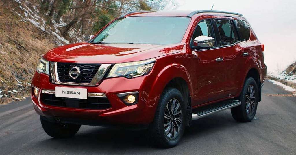 2018 Nissan Terra Suv Launch Price Engine Specs Features Interior