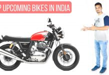 TOP UPCOMING BIKES IN INDIA