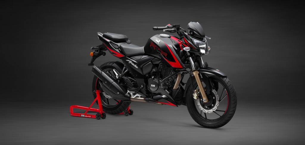 TVS Apache RTR 200 4V Race Edition 2.0 Launched In India - Price, Engine, Specs, Mileage, Features, Booking 1