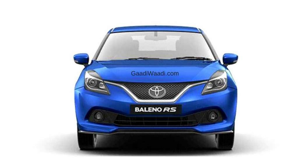 Toyota Premium Hatchback Based On Baleno 2