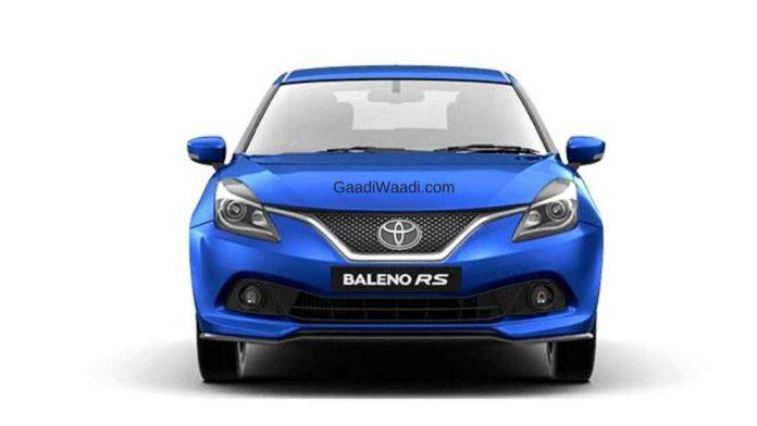Toyota Premium Hatchback Based On Baleno 2 (Toyota Vitara Brezza Price)