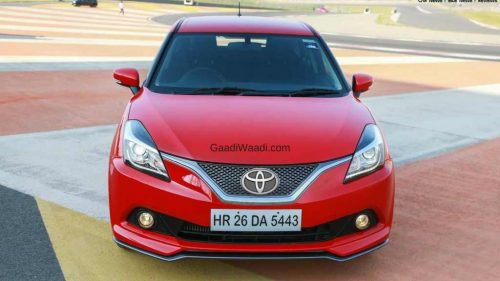 Toyota Premium Hatchback Based On Baleno (Suzuki Investing $1 Billion Toyota Bengaluru Plant )