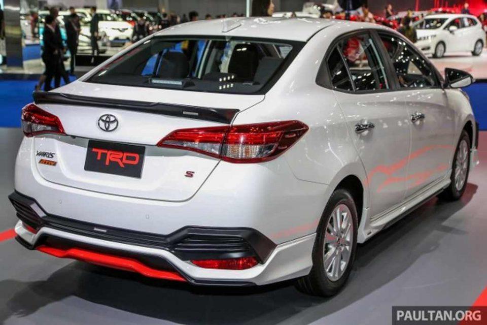 Toyota Yaris TRD 1