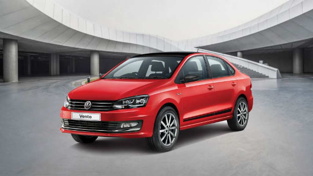 Volkswagen Vento Sport to be launched soon
