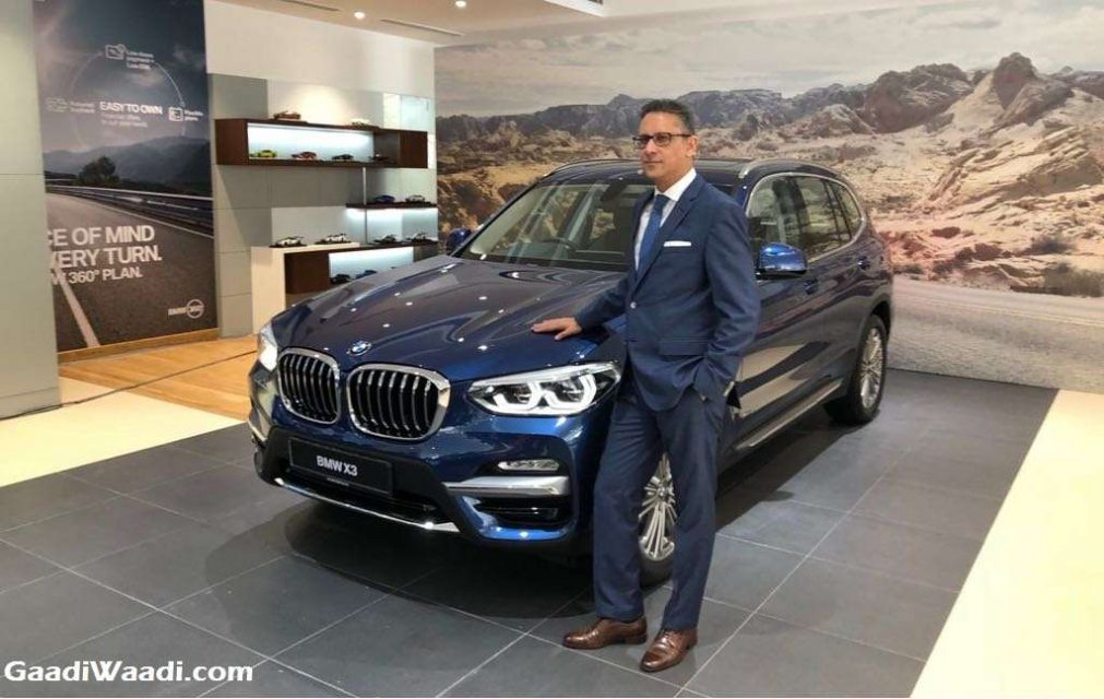 2018 BMW X3 Launched In India - Price, Engine, Specs, Features, Performance, Interior, Booking, Warranty