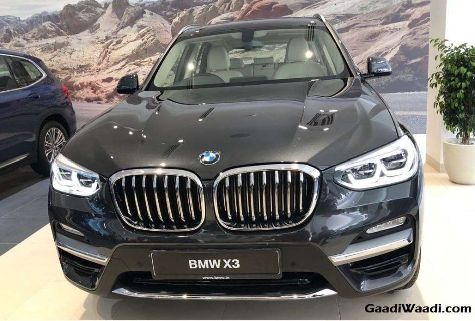 Interior Bmw X3 Price In India