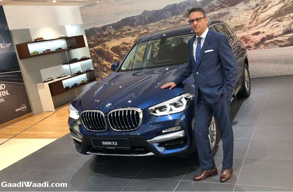 2018 BMW X3 Launched In India - Price, Engine, Specs, Features, Performance, Interior, Booking, Warranty 8