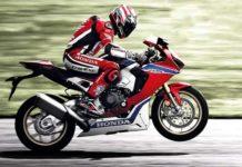 2018 Honda CB1000RR