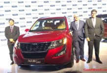 2018 Mahindra XUV500 Facelift Launched In India At Rs. 12.32 Lakh