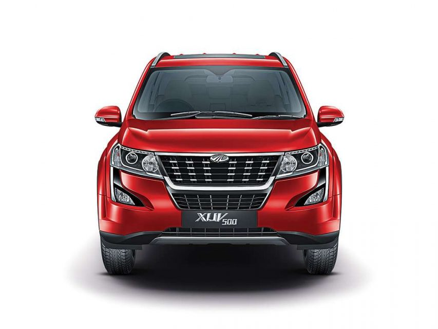 2018 Mahindra XUV500 Launched In India - Price, Specs, Images, Interior, Features, Updates 1