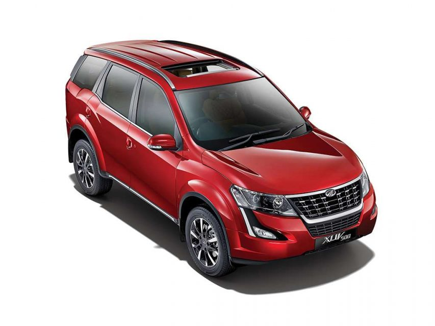 2018 Mahindra XUV500 Launched In India - Price, Specs, Images, Interior, Features, Updates 5