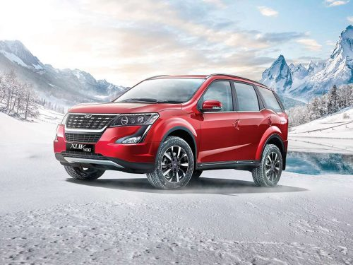 2018 Mahindra XUV500 Launched In India - Price, Specs, Images, Interior, Features, Updates 7