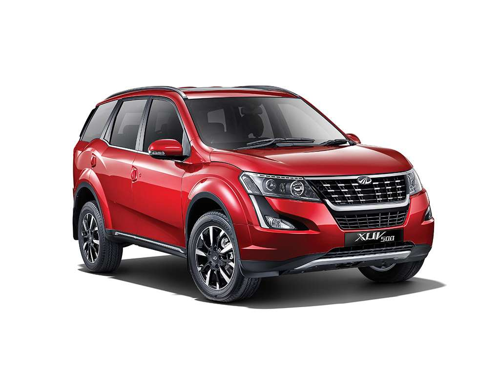 2018 Mahindra XUV500 Launched In India - Price, Specs, Images, Interior, Features, Updates (mahindra new petrol engines)