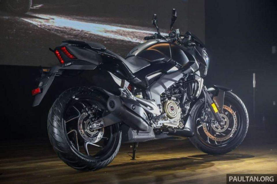 2018 Modenas Dominar 400 2