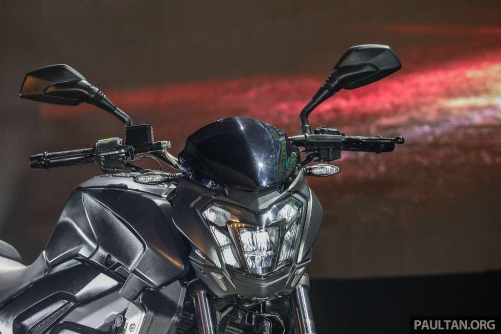 2018 Modenas Dominar 400 3