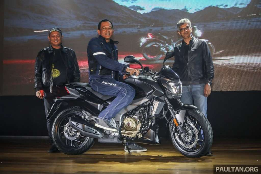 2018 Modenas Dominar 400