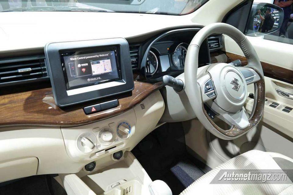 2018 Suzuki Ertiga Revealed 2