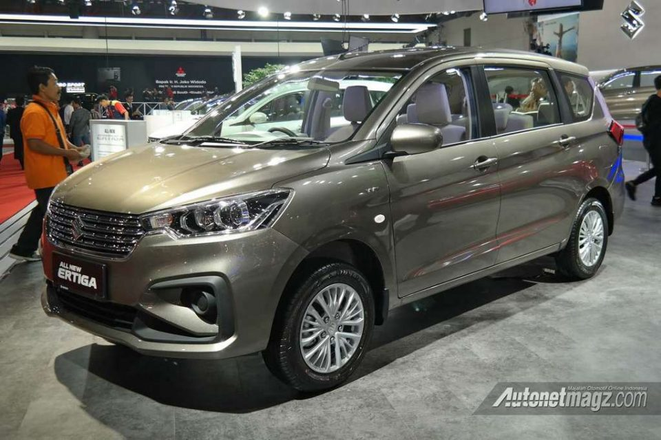 2018 Suzuki Ertiga Revealed 3