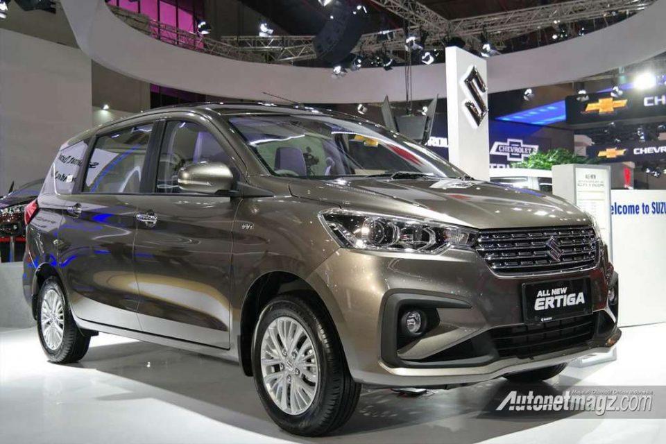 2018 Suzuki Ertiga Revealed 4