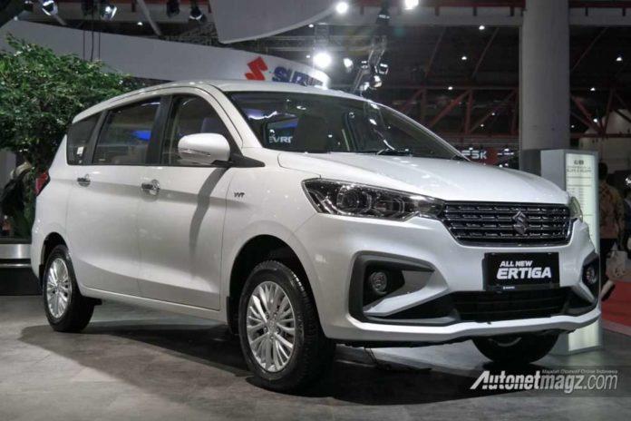 2018 Suzuki Ertiga Revealed