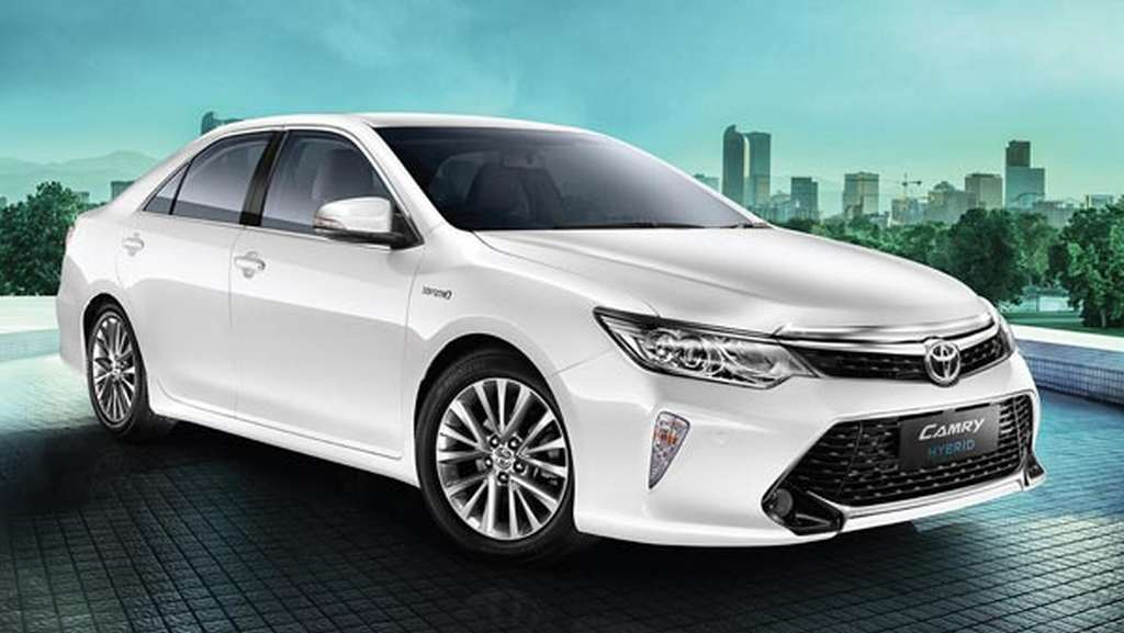 Toyota camry hybrid price sensitivity analysis