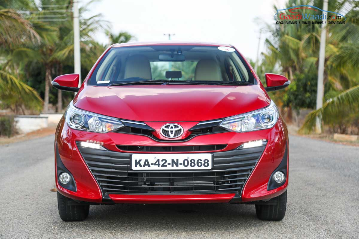 Toyota Kirloskar Motor opens bookings for Yaris to take on Honda City