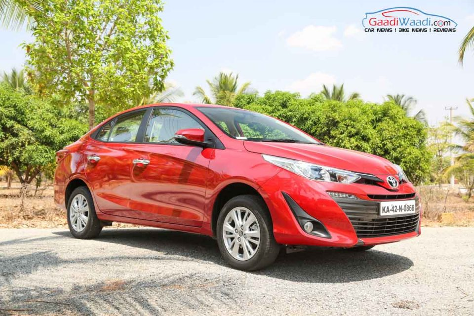 2018 Toyota Yaris Deliveries Review India-90
