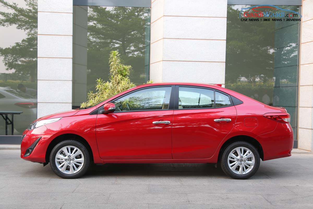 Toyota Yaris sedan arrives in India at Rs 8.75 lakh