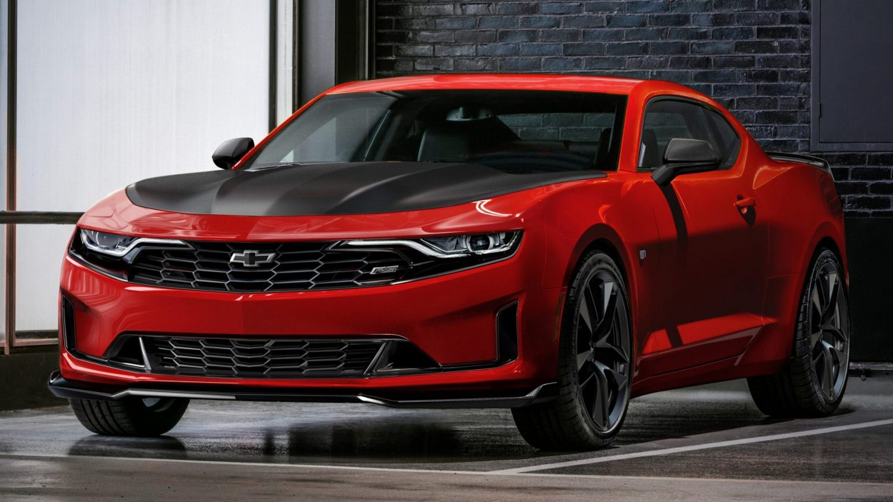 Stylish 2019 New Chevy Camaro Revealed with More Technology and Power