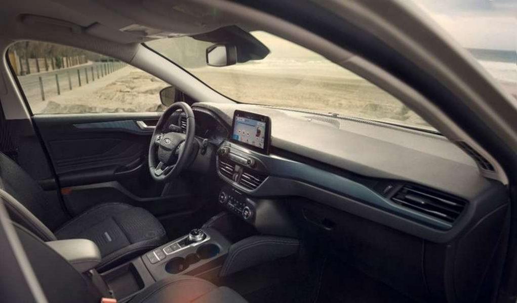 2019 Ford Focus 2