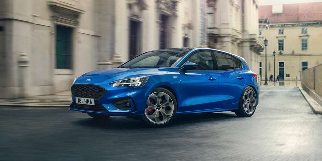 New Ford Focus revealed overseas; made in China, Germany