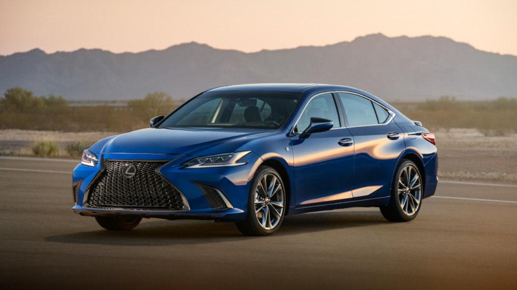 2019 Lexus ES Revealed 7