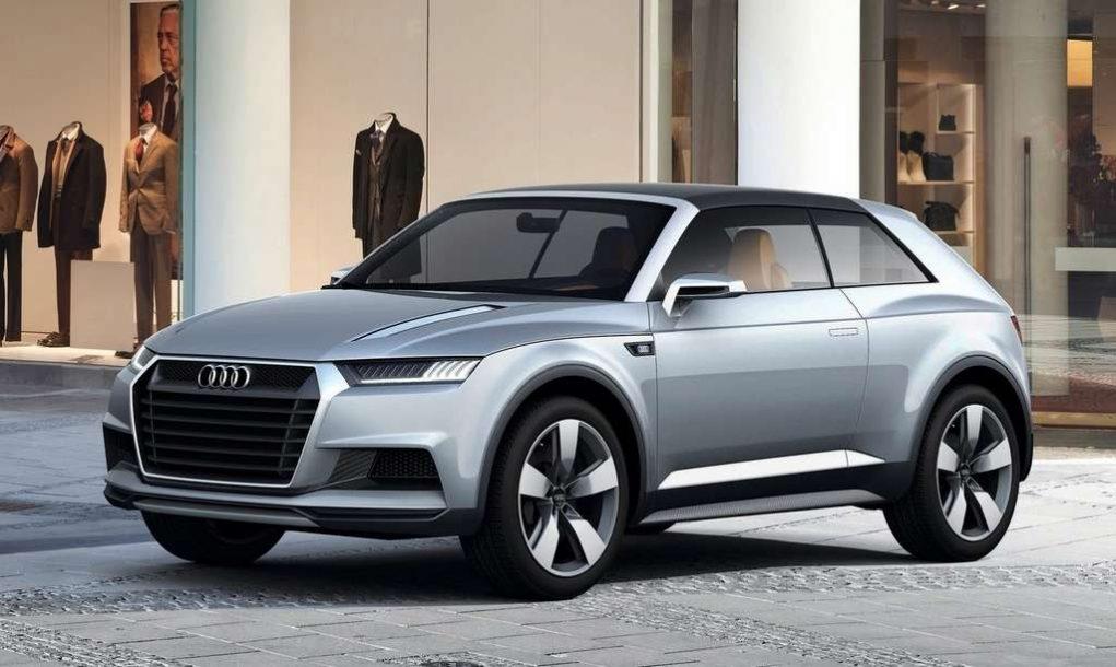 2020 Audi Q1 SUV 1