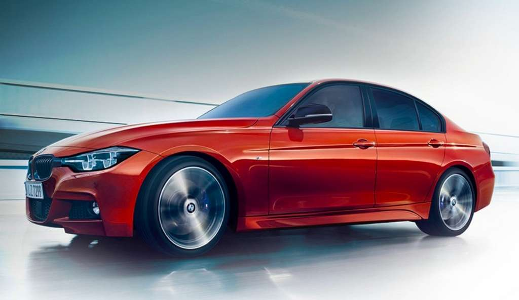 bmw 3 series shadow edition launched in india price specs features. Black Bedroom Furniture Sets. Home Design Ideas