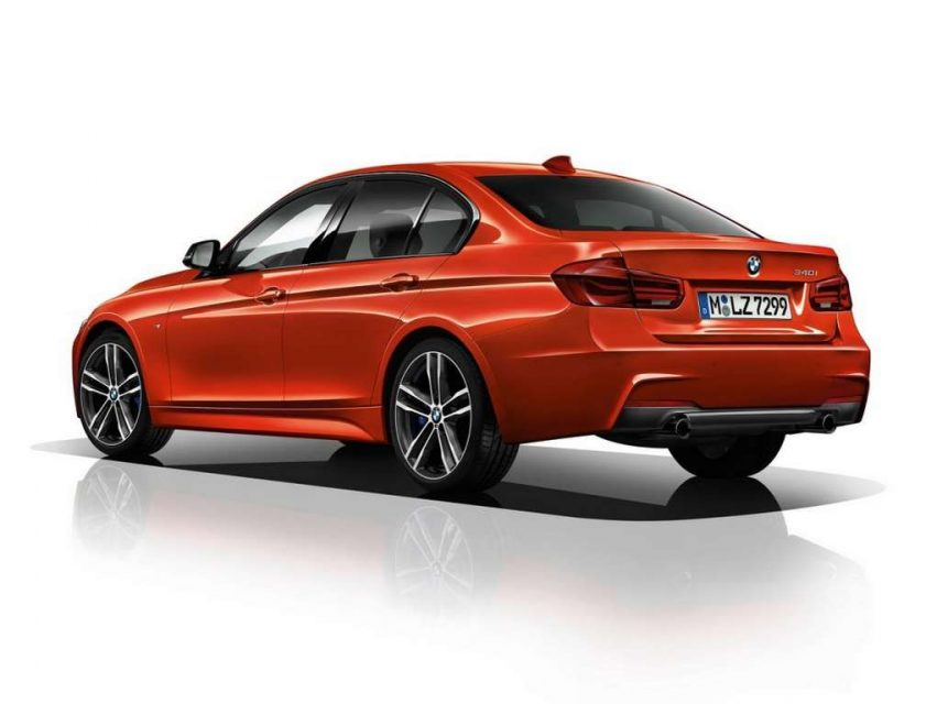BMW 3-Series Shadow Edition Launched In India - Price, Engine, Specs, Interior, Features, Mileage 2
