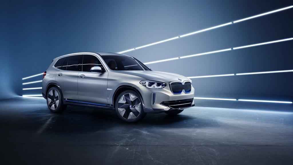 BMW iX3 Concept 1