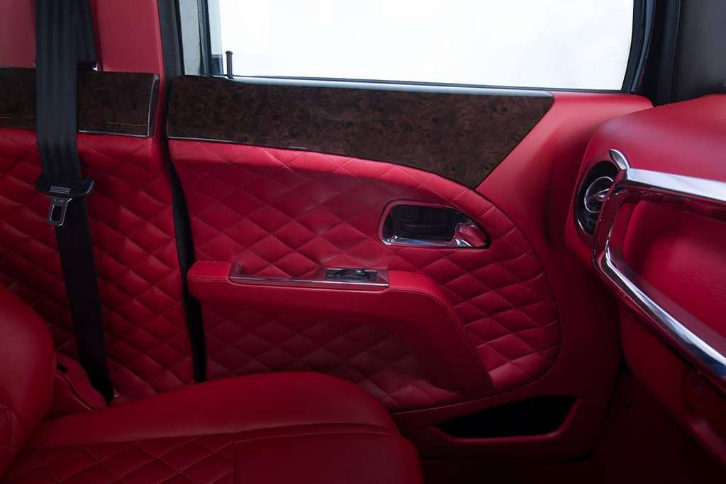dc interiors dc modified mahindra thar full interior exterior DC Hammer Based On Modified Mahindra Thar Is A Stunner 5