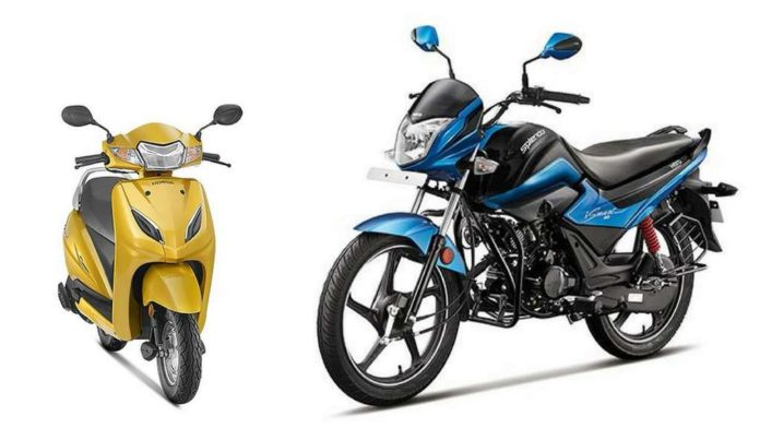 Hero Splendor Regains Top Spot From Activa In Sales In March 2018