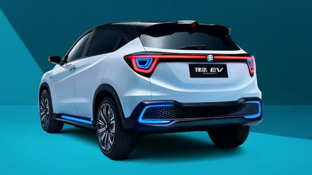 Honda Everus Concept 1