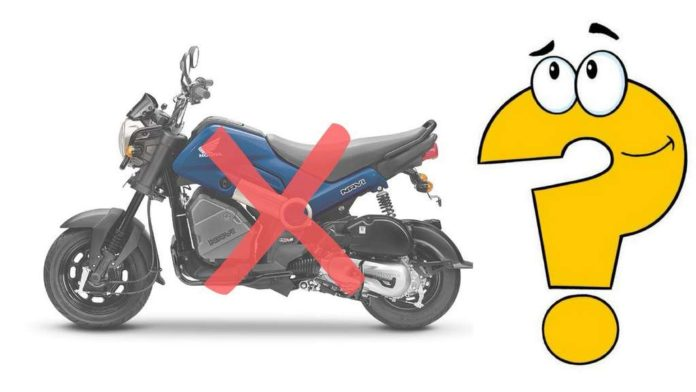 Honda Navi Discontinued In India Due To Poor Sales
