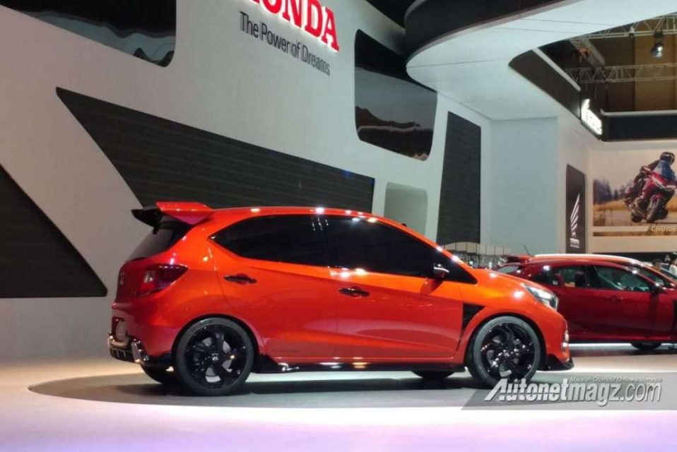 Honda Small RS Concept Unveiled; Previews Next-Gen Brio Hatchback 1