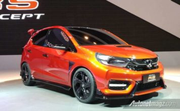 Honda Small RS Concept Unveiled; Previews Next-Gen Brio Hatchback
