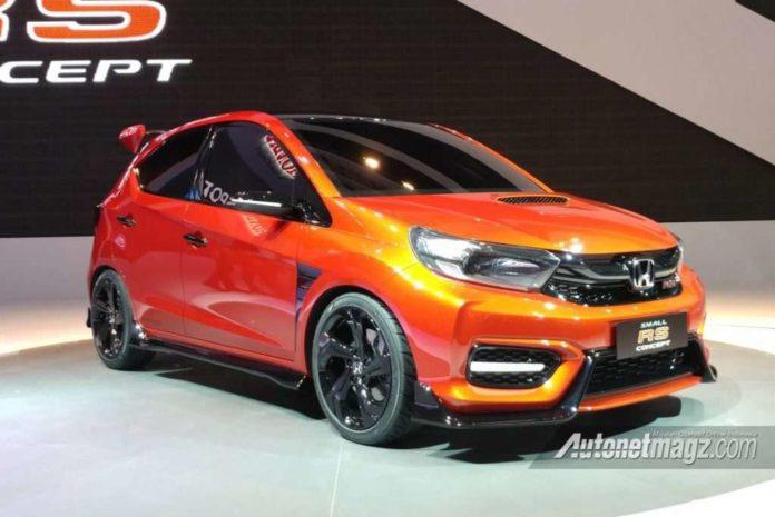 Honda Small RS Concept Unveiled; Previews Next-Gen Brio Hatchback