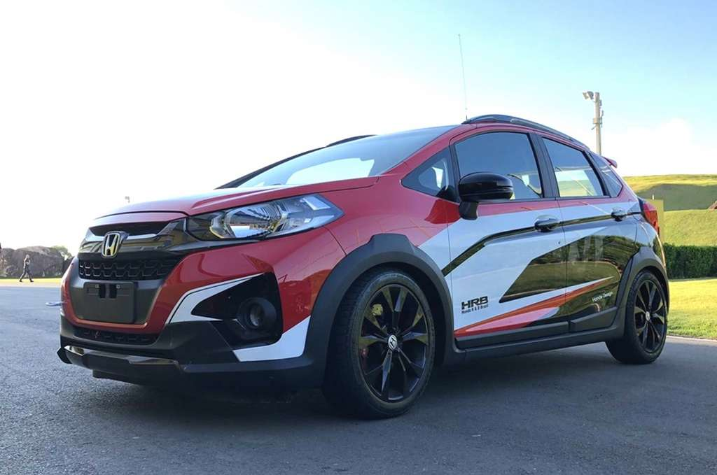 Honda WR-V Turbo Indy Pace Car 1
