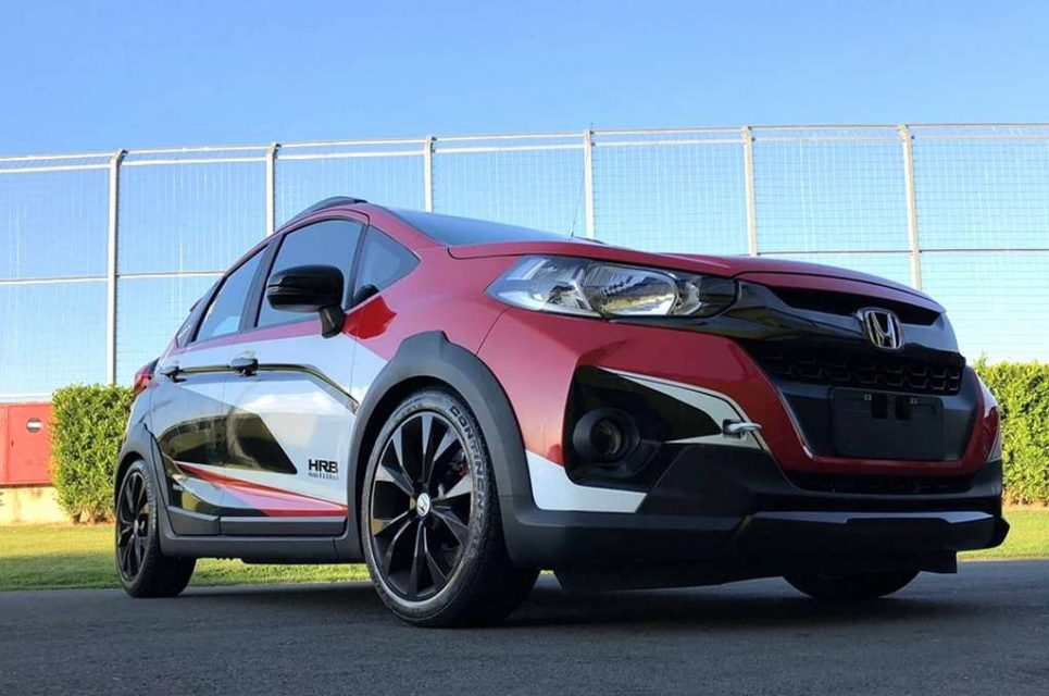 Honda WR-V Turbo Indy Pace Car