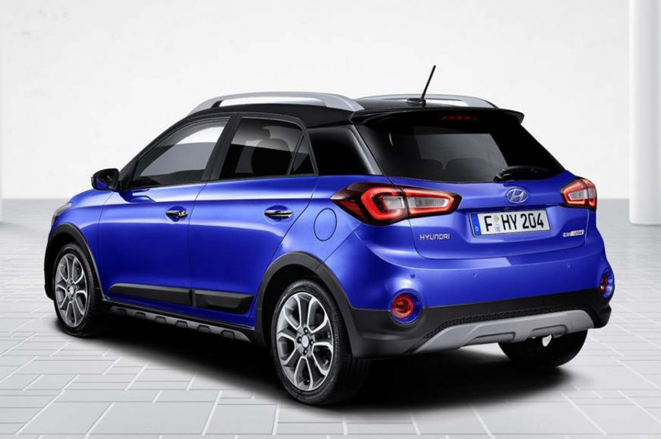 Hyundai i20 Active Facelift 1