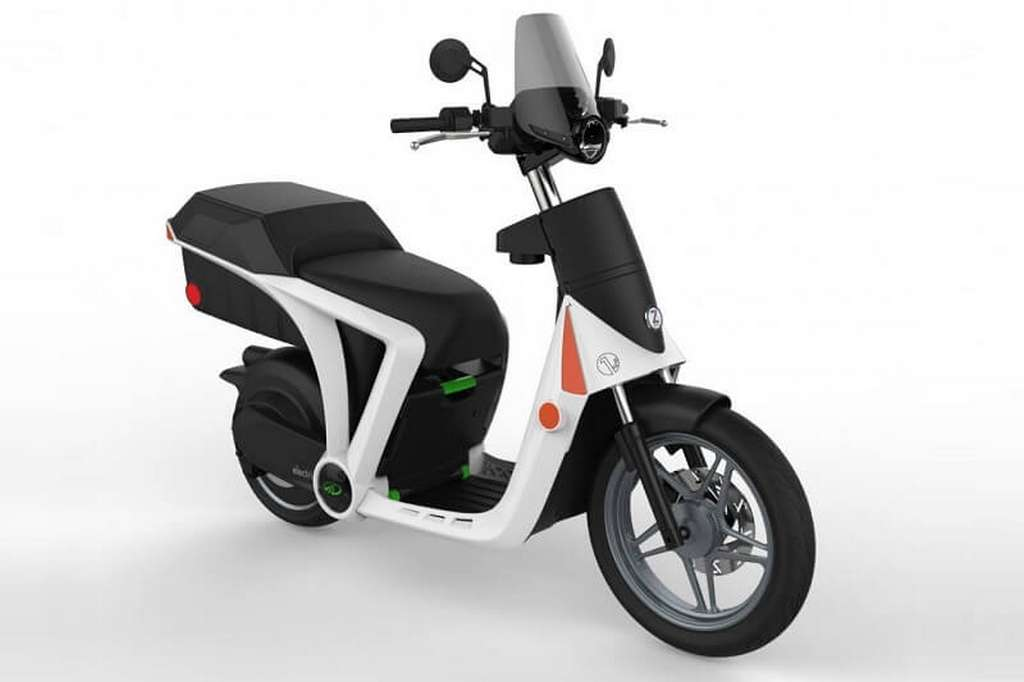 Mahindra Genze 2 0 Electric Scooter Spied In India For The