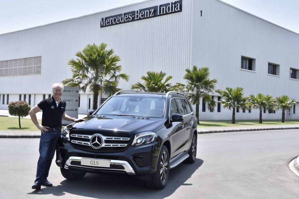 Mercedes-Benz GLS Grand Edition Launched In India At Rs. 86.90 Lakh 3